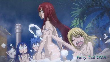 แฟรี่เทล OVA ตอนที่ 1-9