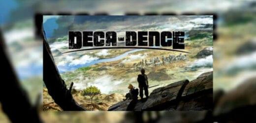 Deca-Dence ตอนที่ 1-12 ซับไทย จบแล้ว